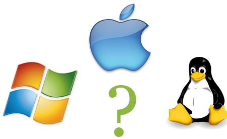 mac os x vs linux vs windows