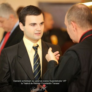 Ionut Alexandru Budisteanu talking