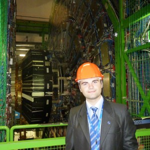 Ionut Budisteanu CERN - nuclear research2