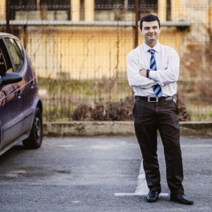 Ionut Budisteanucar parking